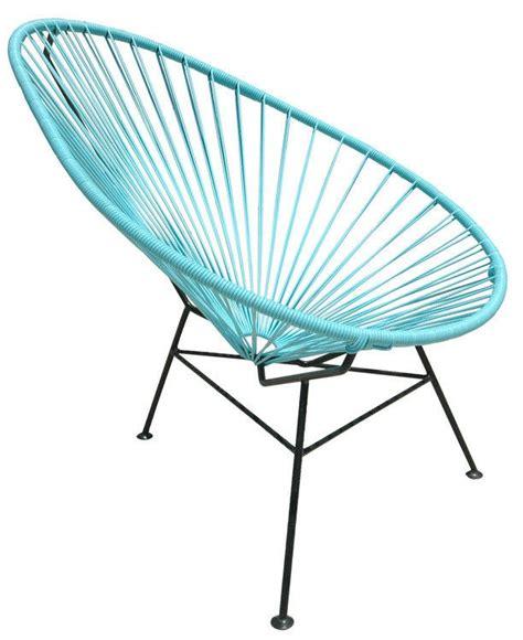 fauteuil scoubidou blue stuff pinterest