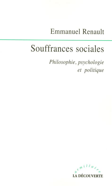 si鑒e social de renault souffrances sociales emmanuel renault éditions la découverte