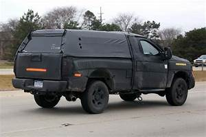 Spy Shots Will The 2016 Ford Super Duty Have A Manual