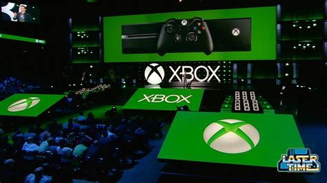 the xbox e3 2016 press conference with laser time