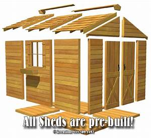 20130519 shed plans With 16x16 shed kit
