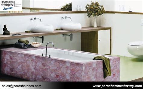 rose quartz tiles slabs