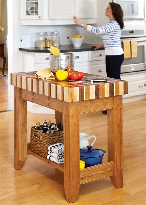 mobile kitchen island butcher block kitchen dining wheel or without wheel kitchen island