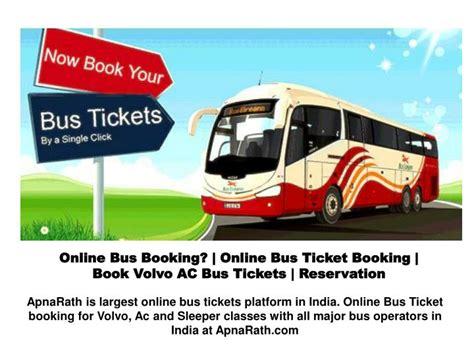 bus booking  bus ticket booking