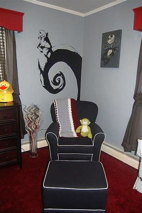 nightmare before christmas home decor letter of