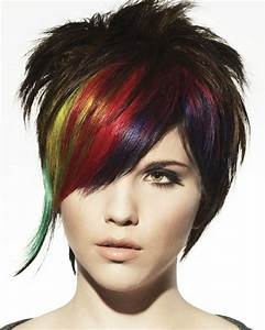 Latest Punk Hairstyles 2013 For Women Girls Hairstyles
