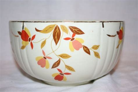 vintage 39 s superior quality 39 s superior quality kitchenware bowl autumn leaf