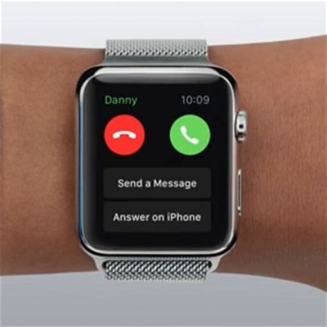 phone calls answer or decline phone calls on apple