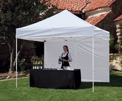shade    commercial canopy tent package  sidewalls   extras