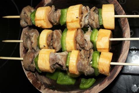 cuisiner les gesiers cuisine du cameroun la recette des gésiers de poulet au