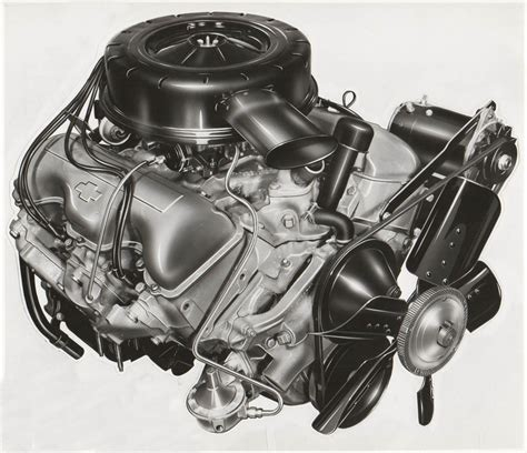 Big Block Chevy Engine Diagram by No Replacement For Displacement Swapping In A Big Block