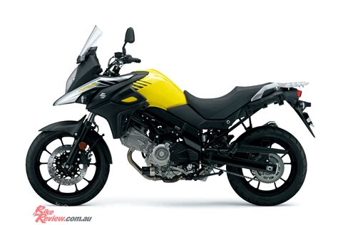2013 Suzuki V Strom 650 by Suzuki Unviel 2017 V Strom 650s Bike Review