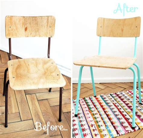 chaise metal bois mumu zuzu diy relooker une chaise en bois et métal diy metals and diy and crafts