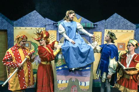 """Christian Andersen's """"the Princess And The Pea"""" Showing At Sopac  The Setonian"""