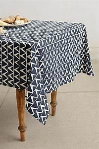 Nappe Pour Table : 101 id es pour la nappe de table un accessoire indispensable ~ Teatrodelosmanantiales.com Idées de Décoration