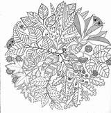 Coloring Pages Adult Adults Printable Abstract sketch template