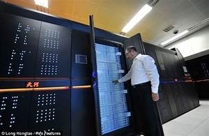 New Chinese supercomputer is the world's fastest, with ...