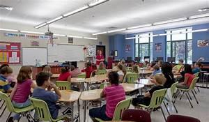 Locust Grove Middle School classroom - Eric Taylor photography