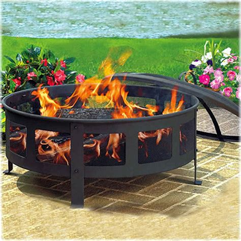 bravo wood burning pit contemporary pits