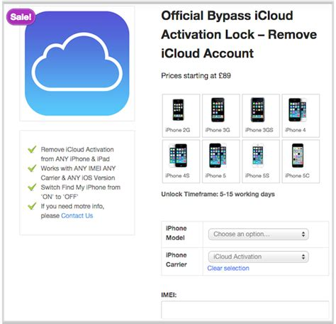 how to bypass iphone activation how to remove icloud lock for iphone unlock ios 7