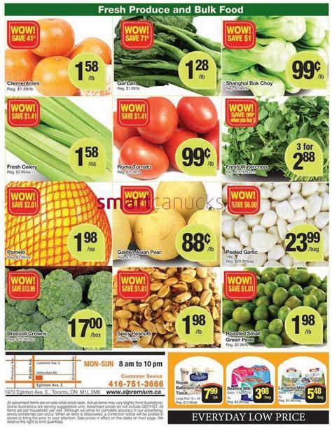 premium cuisine al premium food mart flyer february 11 to 17