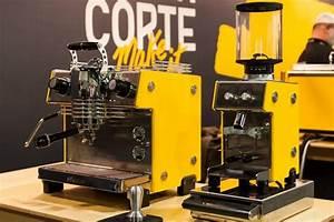 Dalla Corte Mina : 5 hot new coffee products at scaa 2016 ~ Udekor.club Haus und Dekorationen