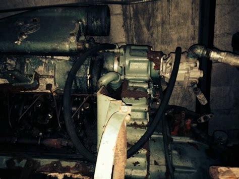 detroit diesel  ti marine engine