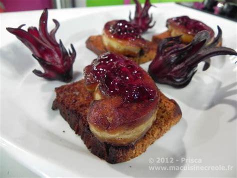 cuisine antillaise guadeloupe cuisine antillaise foie gras groseilles pays 2 douceurs