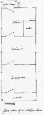 new home floorplans the new orleans shotgun house archi dinamica architects inc