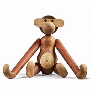 Kay Bojesen Vogel : kay bojesen small monkey by rosendahl teak hus hem ~ Yasmunasinghe.com Haus und Dekorationen