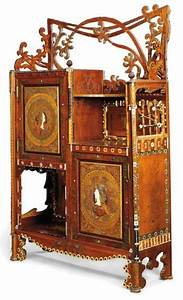 220 best art nouveau furniture images on pinterest With kitchen cabinets lowes with art nouveau wall