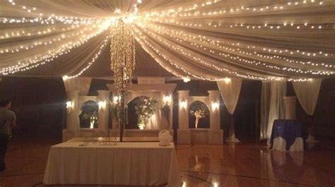 elegant cultural hall wedding receptions
