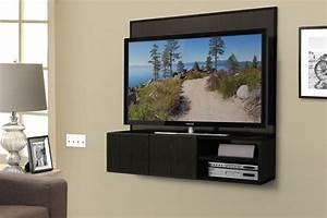 Wall-mounted Media Cabinet