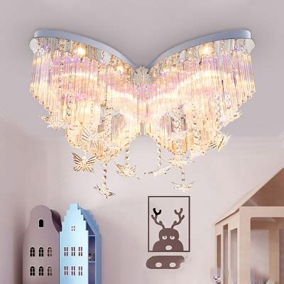 reviews  butterfly led chandelier girls bedroom hanging