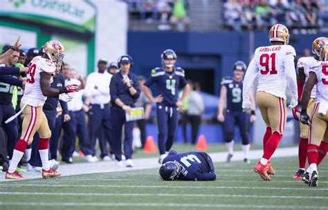 complete coverage seahawks  ers  russell wilson
