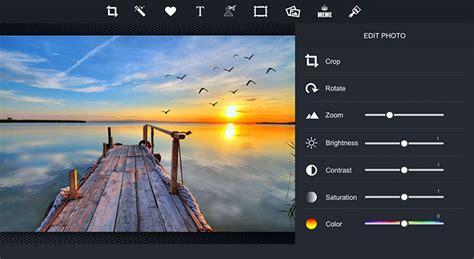 ejemplos de aplicaciones android  editar fotos