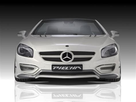 Mercedes Sl Gtr by Mercedes Sl Avalange Gt R By Piecha