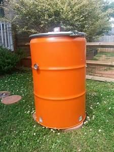 Upright Barrel Smoker : this is hottie our barrel smoker cookin 39 it up pinterest smokers barrel smoker and barrels ~ Sanjose-hotels-ca.com Haus und Dekorationen