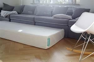 Snooze Project Matratze : gem tlich napflixen mit den komfortmatratzen von snooze project ~ Frokenaadalensverden.com Haus und Dekorationen