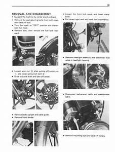 Sell Suzuki Workshop Manual Gn400 1980 1981 1982 1983 1984