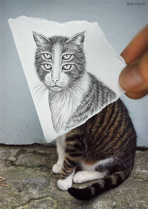 zīmējumi pārklāti ar realitāti - Spoki