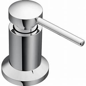 Moen 3942SRS Soap Dispenser Spot Resist Stainless Soap ...