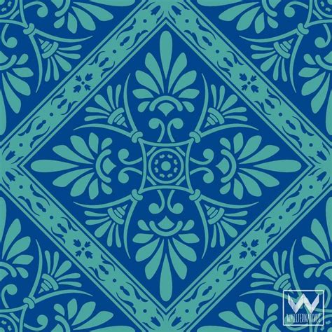 peel and stick vinyl tile nouveau feather damask removable wallpaper peel and