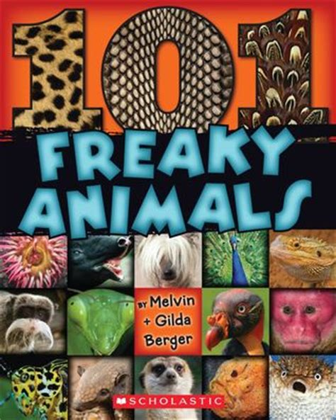 freaky animals  gilda berger reviews discussion bookclubs lists