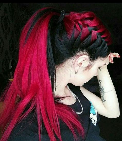 Black Colored Hairstyles by Best 25 Hairstyles Ideas On Hair