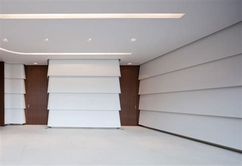 Corian Walls by Dupont Corian 174 Wall Panels Icade Premier House Munich By