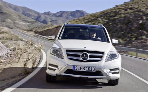Mercedes-benz Glk-class 2013 Widescreen Exotic Car Picture