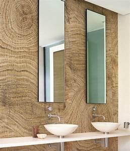 Wasserfeste Tapete Fürs Bad : ba o con paredes de madera im genes y fotos ~ Markanthonyermac.com Haus und Dekorationen