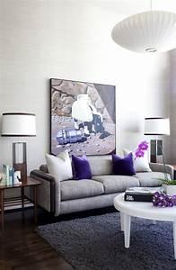 55 idees d ameublement salon en couleurs tendance With tapis bébé avec canapé salle d attente