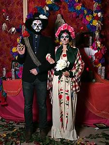 Halloween Paar Kostüme : goodwill halloween diy costumes dia de los muertos dia de los muertos halloween halloween ~ Frokenaadalensverden.com Haus und Dekorationen